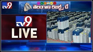 Telangana Election Counting - LIVE..