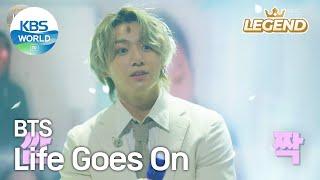 BTS(방탄소년단) - Life Goes On (Let's BTS!) l KBS WORLD TV 210329