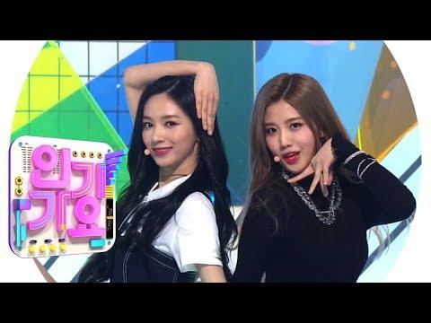 Cherry Bullet(체리블렛) - Q&A @인기가요 Inkigayo 20190127