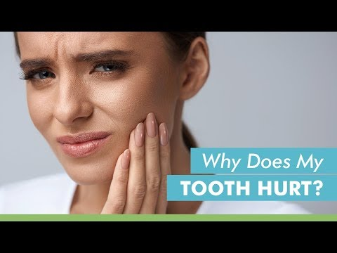 Why Does My Tooth Hurt?