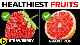 Top 12 Healthy Fruits You Need To Start Eating Daily Video HD