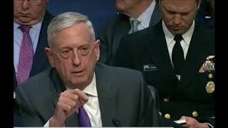 James Mattis I ordered annihilation of the Russian mercenaries