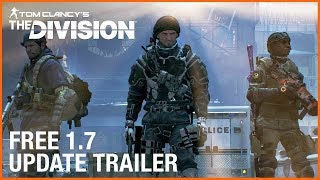 The Division launching Update 1.7