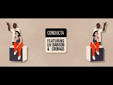 Conducta - Sleep ft. Liv Dawson & Courage (Lyric Video)