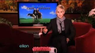 Ellen & Portia's Cow Update!