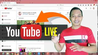 Cara Live Streaming Youtube di PC - Live streaming youtube dengan OBS