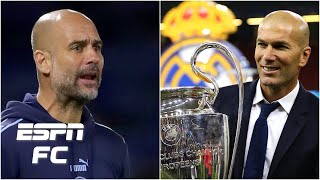 Pep Guardiola needs to be more like Zinedine Zidane to win the Champions League - Ogden   ESPN FC