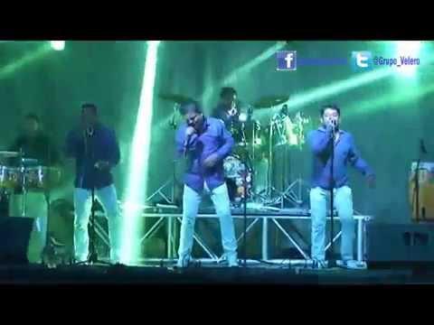 Estoy llorando/Regalo de Dios/La Llamada- Grupo Velero ft Luis Alberto Dominguez 2014