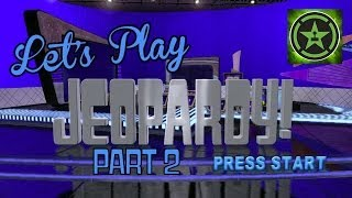 Let's Play - Jeopardy! Part 2
