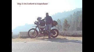 Day 2 Jim Corbett to Gopeshwar 28/12/2018