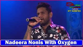 Nadeera Nonis With Oxygen | Shalini Video Live