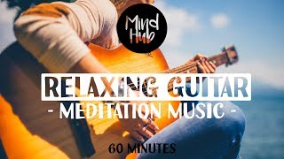 Relaxing Guitar Meditation Music 🎵- Background Music - YouTube