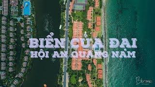 Biển Cửa Đại | Hội An Quảng Nam | Cảnh đẹp Việt Nam| Flycam 4K
