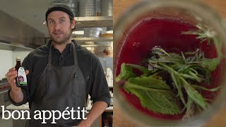 Brad Makes an Anti-Cold Health Tonic | Bon Appetit