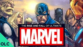 How Marvel Ruined the Ultimate Comics Universe