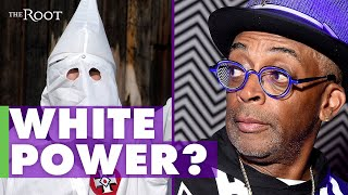 Tiffany Haddish on Whether 'White Power' Is The Same as 'Black Power'?: BlacKkKlansman Premiere
