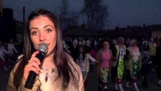 Орк. Пирински ритми и  Ати Молова - Китка народни песни