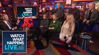 A Speed Round of Questions for 'The Brady Bunch' Cast | WWHL