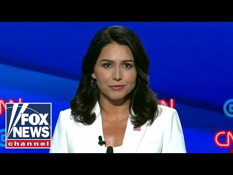 Gutfeld: Tulsi Gabbard 'Kamala-ed Kamala' at the Dem debate