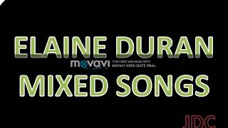 Elaine Duran songs from TNT