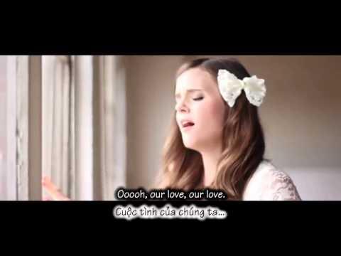 [Lyric & Vietsub] Just give me a reason - Tiffany Alvord ft. Trevor Holmes