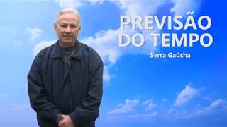 PREVISÃO do TEMPO - 02/06/2017