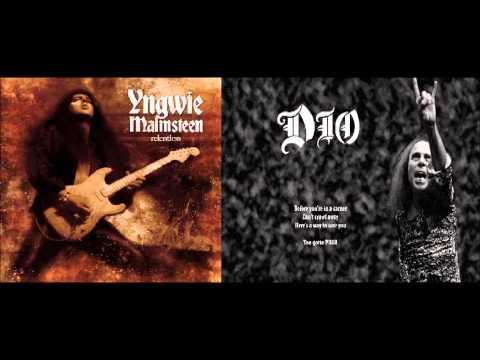 Ronnie James Dio & Yngwie Malmsteen - Dream On [FULL HD]
