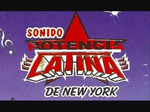 Sonido Potencia Latina '97 - Baila Mi Pregon