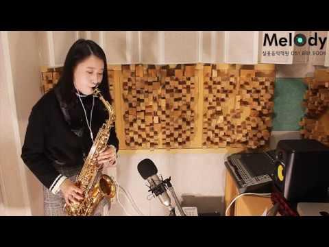 홍도야 울지마라 색소폰연주 (Don't Cry, Hong do saxophone cover)