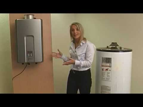 Rinnai Tankless Vs Tanked Water Heaters Youtube