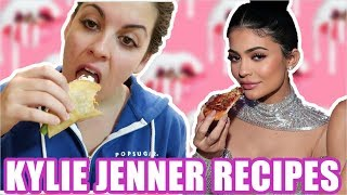 I Ate Only Kylie Jenner's Recipes For 48 Hours