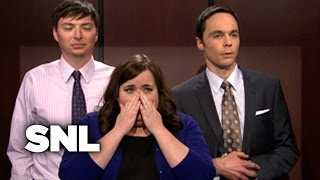 Elevator Embarrassment - SNL
