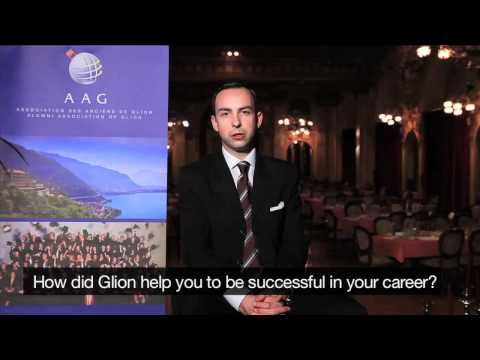 Glion Institute of Higher Education - Alumni Network (Nuno Galvao Pinto)
