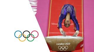 USA's 'Fierce Five' - Artistic Gymnastics Qualification | London 2012 Olympics
