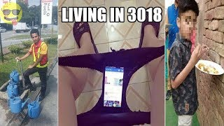 People Who Are Living In 3018