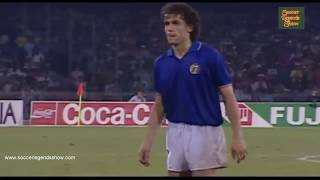 1990 World Cup Italy vs Argentina