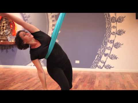 aerial yoga fitness how to warm up and prepare for back