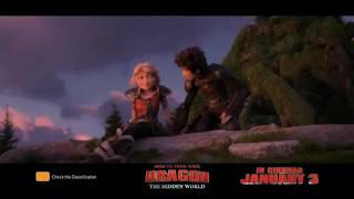 NEW TV SPOT! - How To Train Your Dragon: The Hidden World