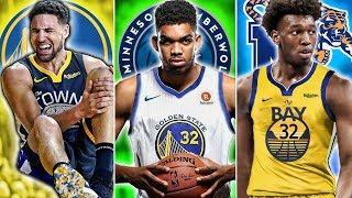 Is This The Golden State Warriors Plan? | Blockbuster Trade?