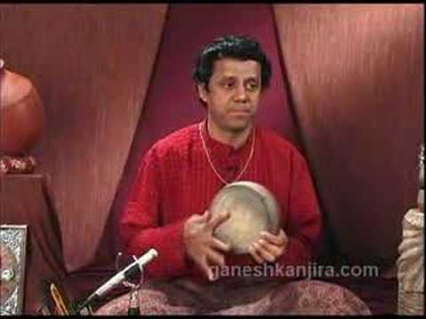 Ganesh Kumar - Kanjira Solo with Ganesh Kumar