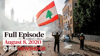 PBS NewsHour Weekend Full Episode August 8, 2020