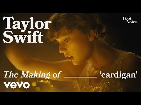 Taylor Swift - cardigan ((Footnotes) | Vevo)