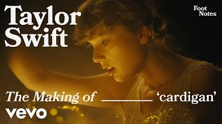 Taylor Swift - cardigan ((Footnotes) | Vevo)