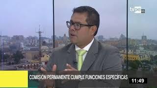 Actualiza tu información en TVPerú Noticias con María de Jesús González