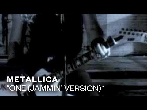 Metallica - One [Jammin' Version] (Video)