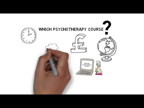 Finding the right psychotherapy training for me