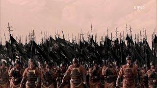 칼과 꽃 1회 오프닝: 고당전쟁과 고구려의 멸망