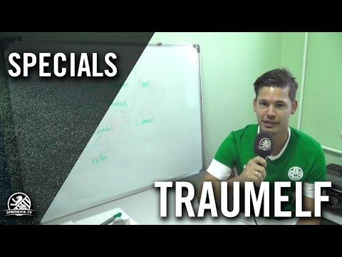 Die Traumelf von Markus Spitzer (SF Johannisthal) | SPREEKICK.TV