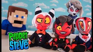 Helluva Boss Plush?! Shark Robot Official Toys 2021 Full Episode (Hazbin Hotel)