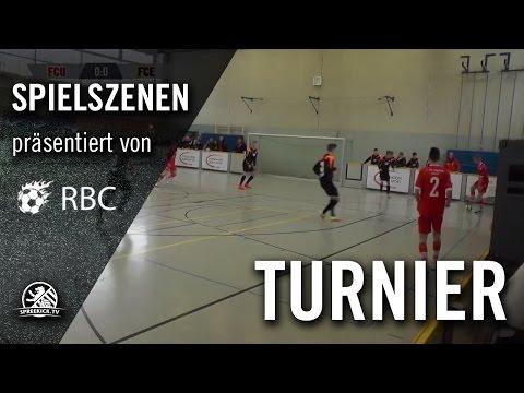 1.FC Union Berlin - FC Energie Cottbus (13. Range Bau Cup, U17 B-Junioren, Gruppenphase) - Spielszenen | SPREEKICK.TV